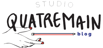 Le blog du Studio Quatremain