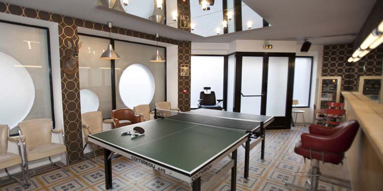 Le Gossima Ping Pong Bar