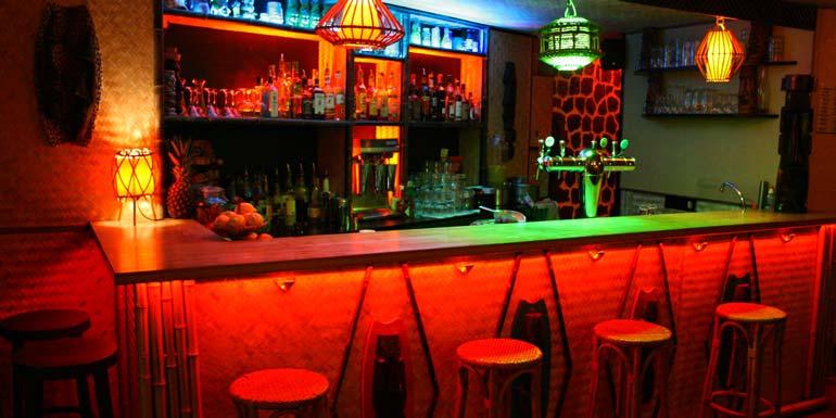 Le Tiki Lounge