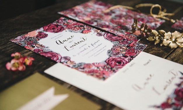 Inspirations et suggestions pour les textes de votre faire-part de mariage