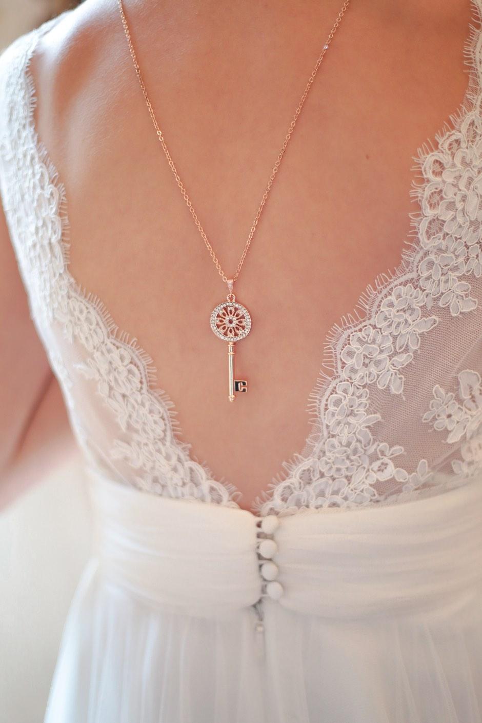 Mariage-rose gold-bijoux