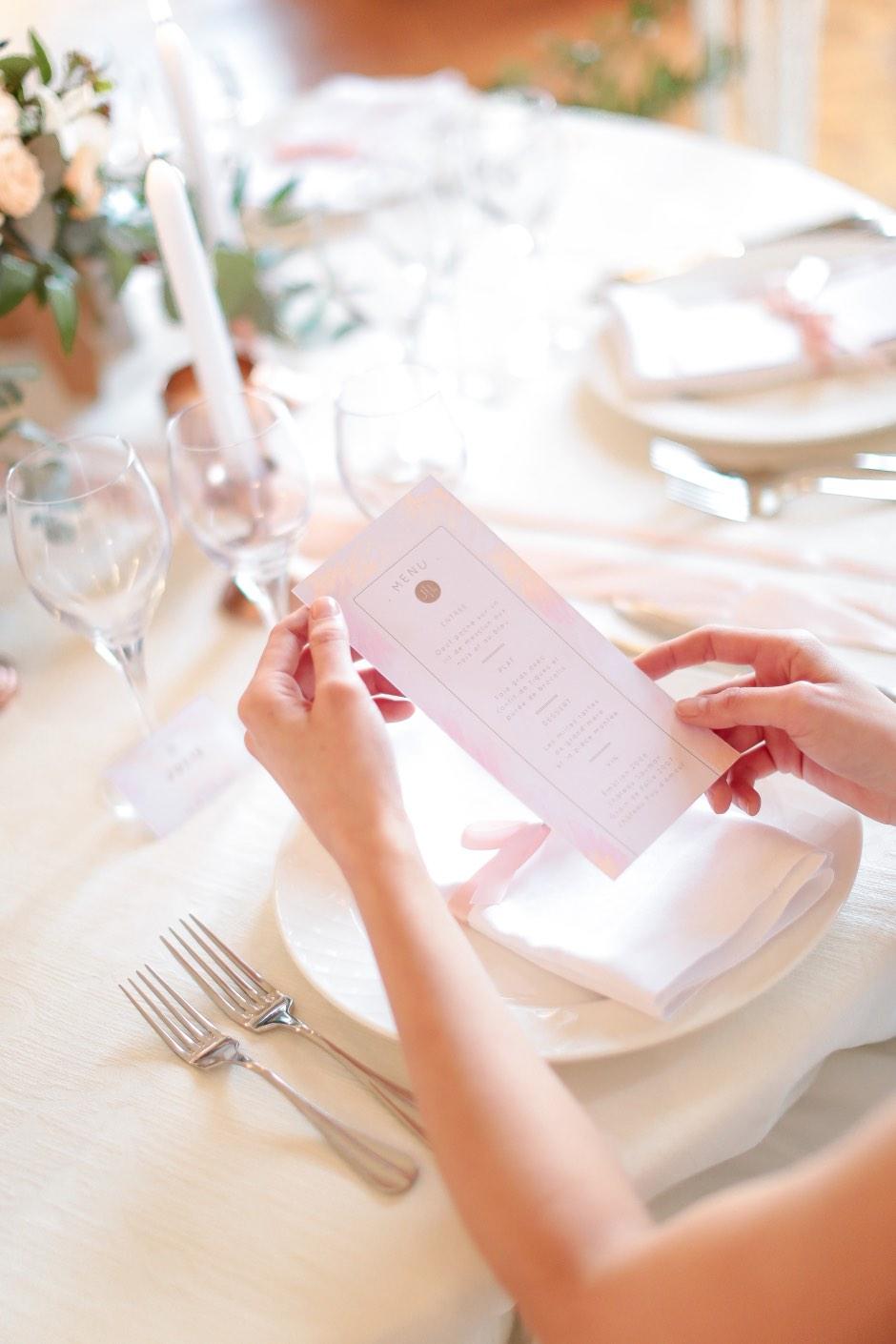 Mariage-rose-gold-menu